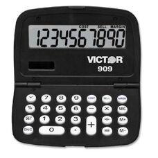 Victor Technology 10-Digit Handheld Folding Calculator
