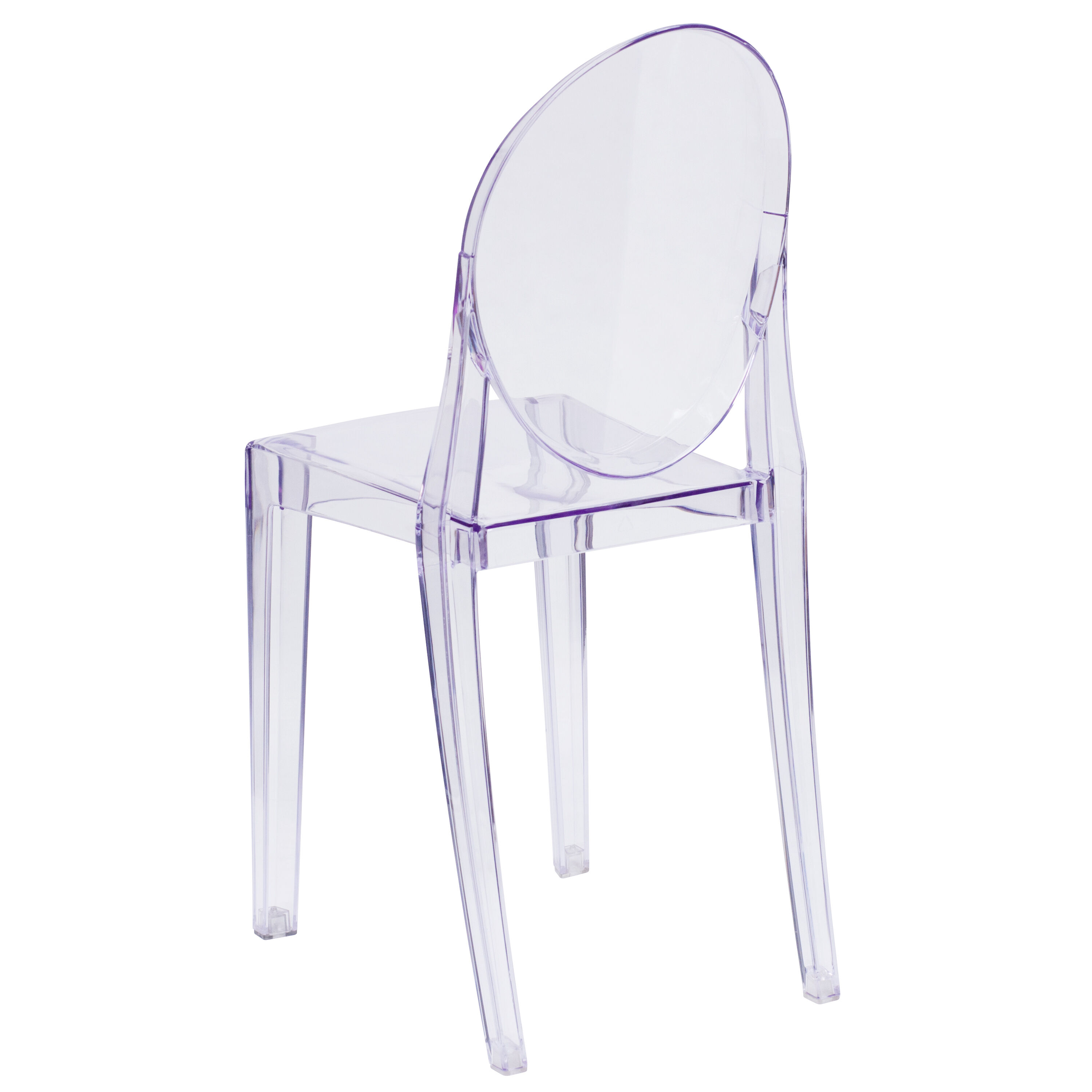 Wonderful Our Ghost Side Chair In Transparent Crystal Is On Sale Now.