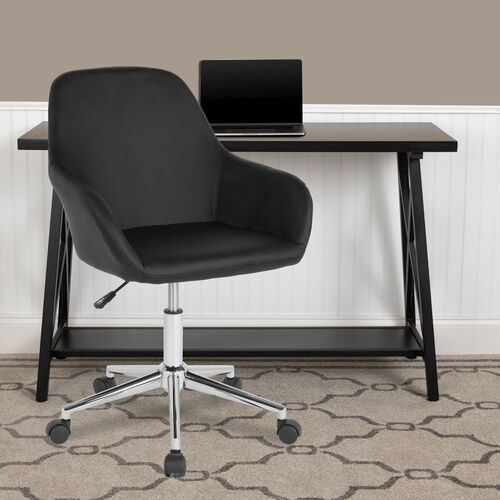 Cortana Home and Office Mid-Back Office Chair