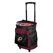 Washington Redskins Team Logo Rolling Cooler