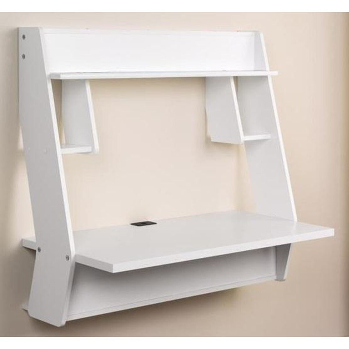 and dining prepac com floating designer dp desk set in storage white hutch amazon with kitchen