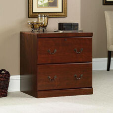 Heritage Hill 30.125''H Locking File Cabinet - Classic Cherry