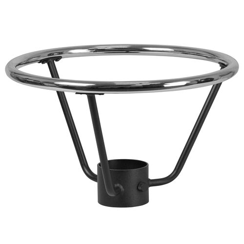 Our Bar Height Table Base Foot Ring with 4.25