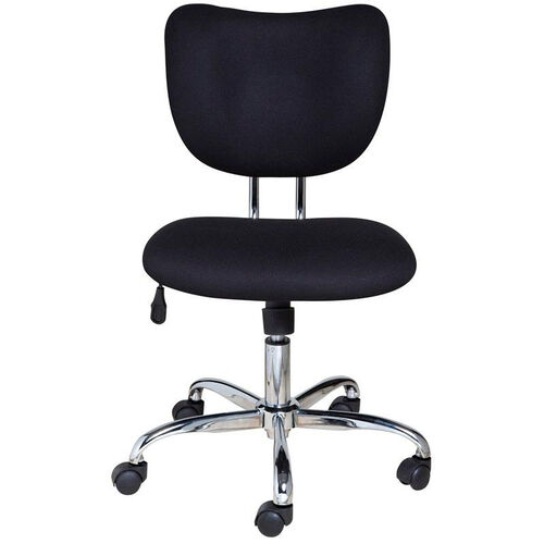 Our Mid Back Mesh Task Chair with Five Star Base - Black is on sale now.