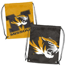 University of Missouri Team Logo Doubleheader Drawstring Backsack