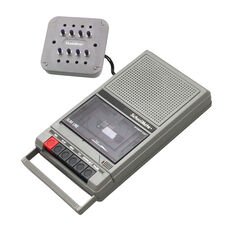 Classroom 8 Station Cassette Player