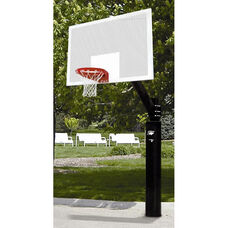 Ultimate Official Perforated Steel Basketball System