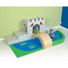 Medieval Kingdom Climber Soft Play Area