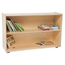 Premium Healthy Kids Plywood Shelf Storage Cabinet - Assembled - 48