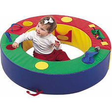Multicolor Soft Play Ring