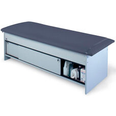 Econo-Line™ Recovery Storage Couch - Folkstone Gray Laminate