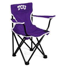 Texas Christian University Team Logo Toddler Chair