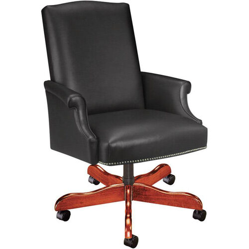 Our Quick Ship Value Traditional Executive Swivel Chair is on sale now.