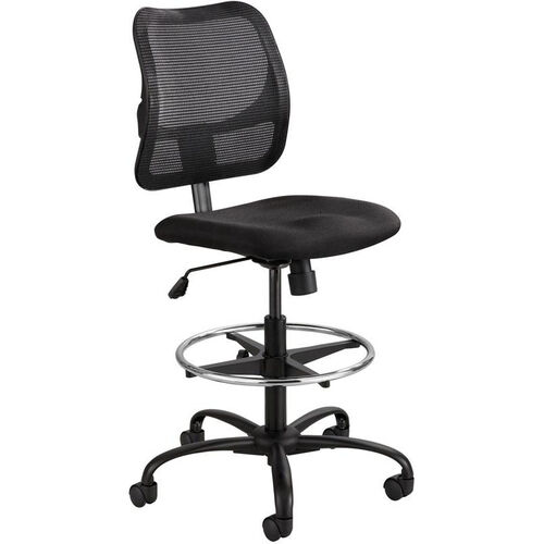 Our Vue™ Ergonomic Mesh Extended Height Drafting Chair - Black is on sale now.