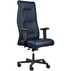 Felix 350 lbs Extra Tall Back Heavy Duty 24/7 Intensive Use Office Chair with Extra Wide Seat