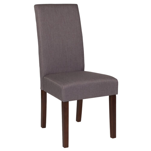 Our Greenwich Series Light Gray Fabric Parsons Chair is on sale now.