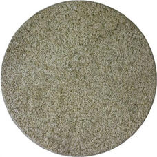 Natural Granite Round Outdoor Giallo Gold Tabletop - 36