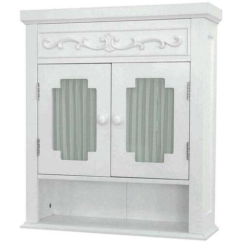 Our Lisbon Wall Cabinet - White is on sale now.