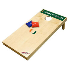 Miami Hurricanes Tailgate Toss XL