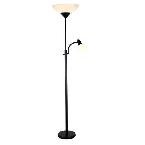 Our Piedmont Combo Floor Lamp - Black is on sale now.