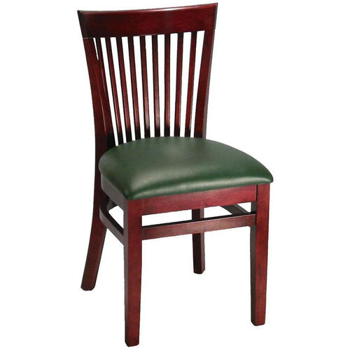 Our Elongated Vertical Slat Back Chair is on sale now.