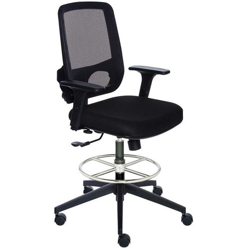 Our Sync Medium Height Drafting Stool with Mesh Back is on sale now.