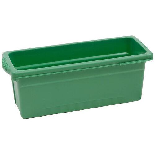 Royal Small Open Environmentally Friendly Tough Plastic Tub - Green - 6
