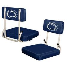 Penn State University Team Logo Hard Back Stadium Seat