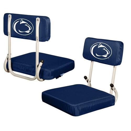 Our Penn State University Team Logo Hard Back Stadium Seat is on sale now.