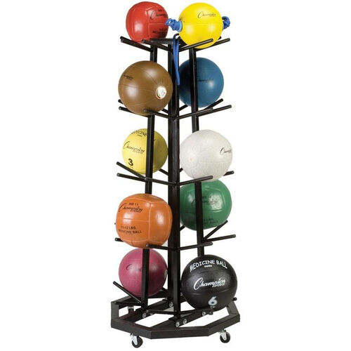 Our Deluxe Medicine Ball Tree is on sale now.