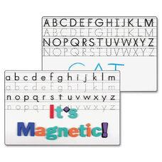 Chenille Kraft Company Student Magnetic Whiteboard Set - 12