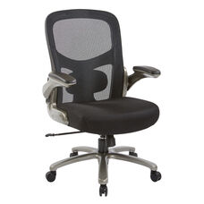 Big and Tall 69227 Mesh Back Chair with 400 lb Weight Capacity