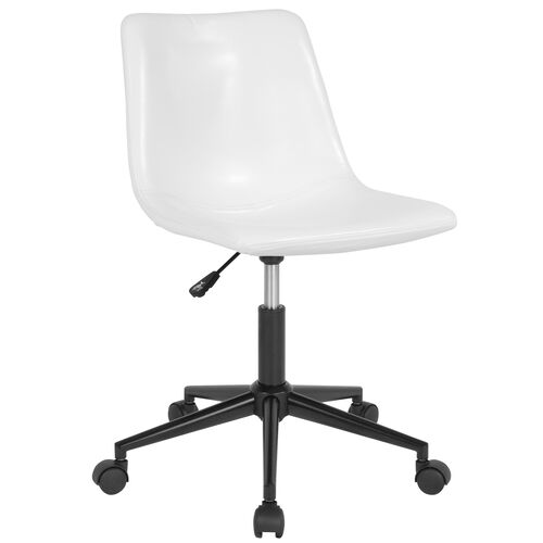 Our Siena Home and Office Task Chair in White LeatherSoft is on sale now.