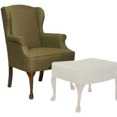 6225 Wing Chair - Grade 1
