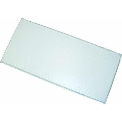 Vinyl Easy Clean Changing Table Pad - White
