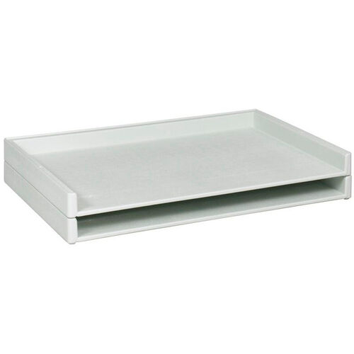 Our Giant Stack Tray for 24 x 36 Documents - Set of Two - White is on sale now.