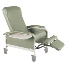 Care Cliner Steel Casters