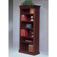 Keswick Right Hand Facing Bookcase - English Cherry