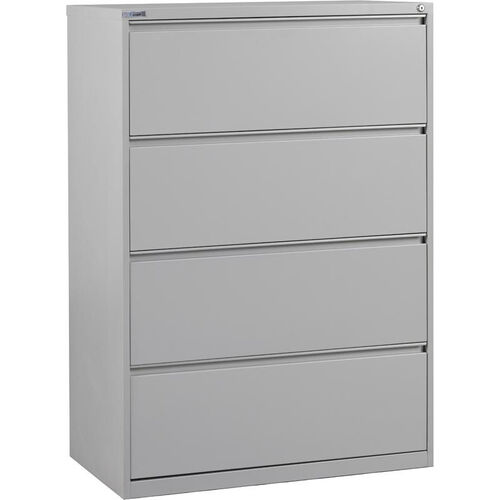 Our OSP Furniture Heavy Guage Steel 4 Drawer Lateral File is on sale now.