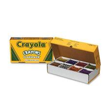 Crayola Crayon Classpack -Large 4