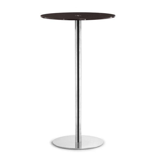 Cyclone Bar Table in Espresso