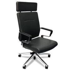 Ray Poly Back Highback Conference Chair