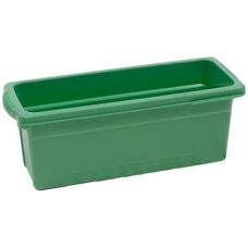 Royal Small Open Environmentally Friendly Tough Plastic Tub - Green - 6