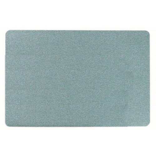 Our Ritz Deco Series Radius Blue Fabric Wrapped Bulletin Board - 24