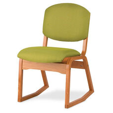 Campus 2-Position Armless Guest Chair - Grade 1