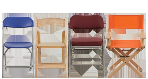 Merveilleux Stack Chairs