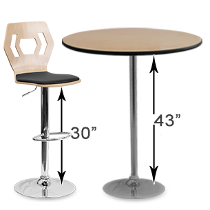 Bar and Counter Height Barstools