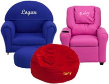 personalized kids furniture