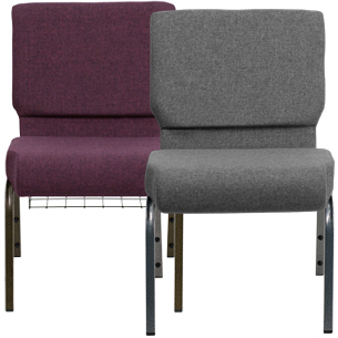 18 and 21 inch chairs