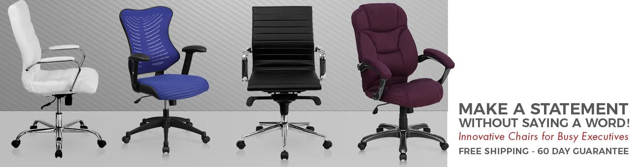 Innovative Chairs for Busy Executives